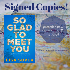 Lisa Super Signed